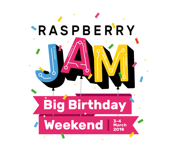 Raspberry Jam Big Birthday Weekend