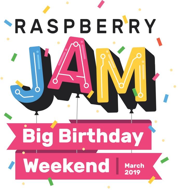 Raspberry Jam Big Birthday Weekend 2019 in TOKYO